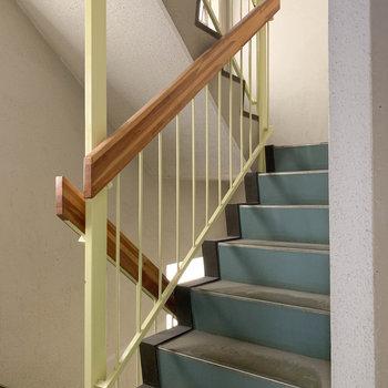 たまには階段使うのも、良い運動になりそう。