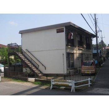 日野7分アパート