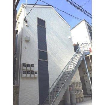 和田町4分アパート