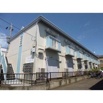 上石神井6分アパート