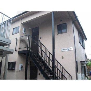 恋ヶ窪8分アパート