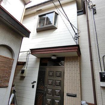 東武練馬10分テラスハウス