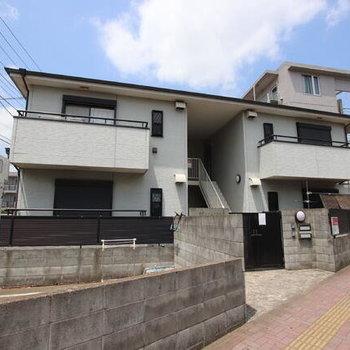 ひばりケ丘5分アパート