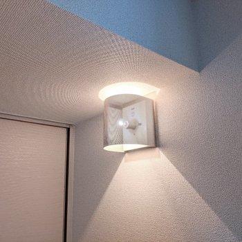 【リビング】暖かな光を灯してくれます