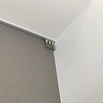 ピクチャーレール◎※写真は2階の同間取り別部屋のものです。