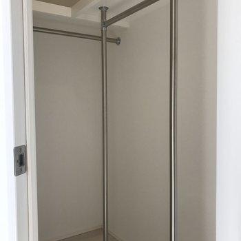 WICオープン〜!ワクワクするね※写真は2階の同間取り別部屋のものです。