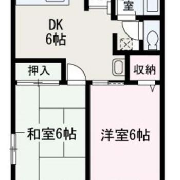 和室も洋室もあるんです。