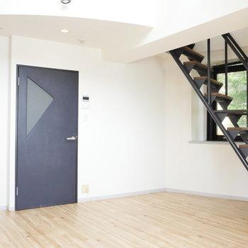 まずは下階部。