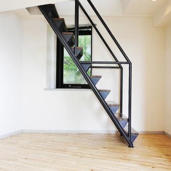 階段を制す者、メゾネットを制す。