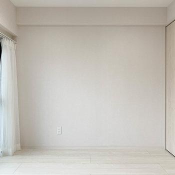 【洋室】逆側には、収納もついております。
