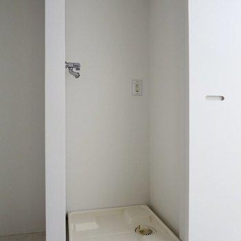 【DK】隣には洗濯機を