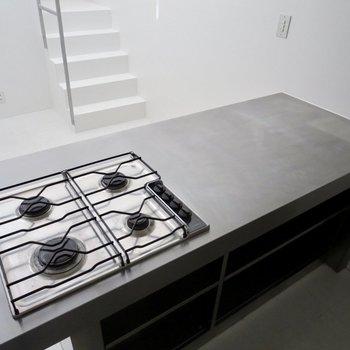 【DK】大きなキッチン