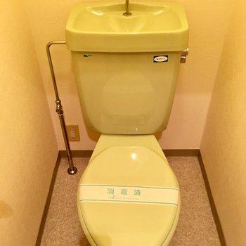 トイレが別なのが嬉しいポイント。