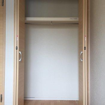 【4.7帖洋室】収納もたっぷり