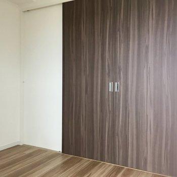 扉をしめても素敵な空間♬(※写真は13階の同間取り別部屋のものです)