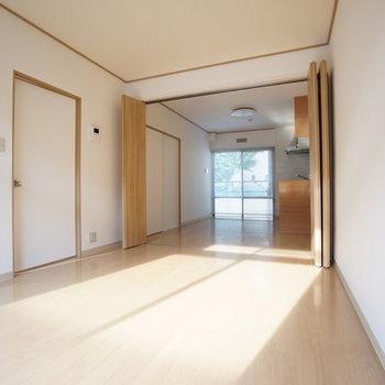 新倉テラスハウス