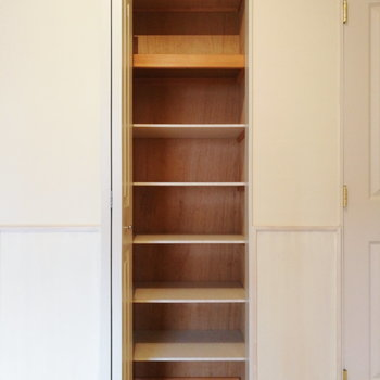 縦長のものもあります!※写真は2階の同間取り別部屋のものです