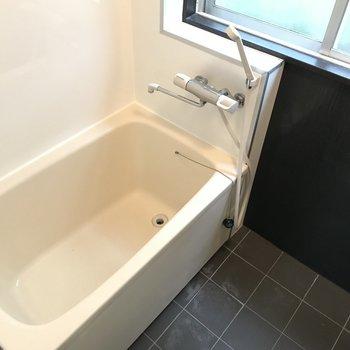 バスルーム!