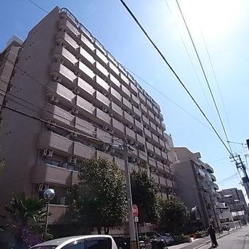 ライオンズマンション三宮東第2