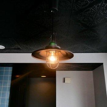 このタイプの電球、とっても雰囲気が出るのでとってもおすすめです♪