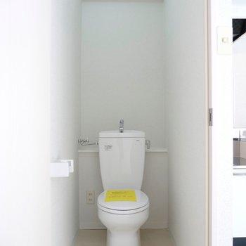 バス・トイレは別です♪