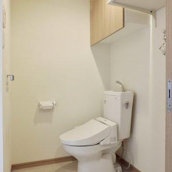 脱衣所としても使用しましょう※お部屋はクリーニング前です