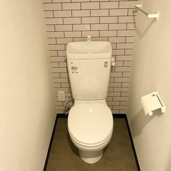 トイレもいい雰囲気♪
