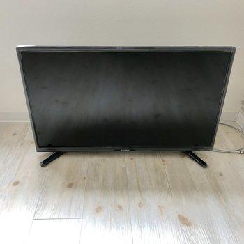 テレビまで。もう家電用意する必要ないじゃないですか!