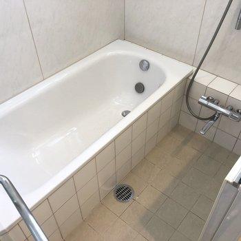 広々〜なお風呂です。