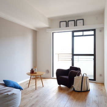 【イメージ】洋室は寝室としてもゆったり使える広さ
