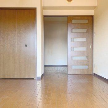 【工事前】扉も収納も解体しますよ〜