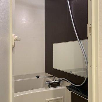 入浴剤いれてまったりと※写真は2階の同間取り別部屋のものです