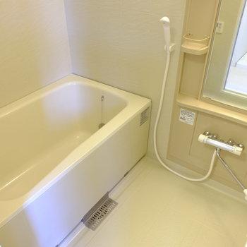 お風呂もきれい