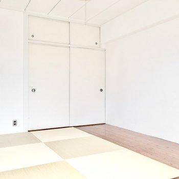 憩いの空間でもいいし、ゲストルームにしてもいいかも。