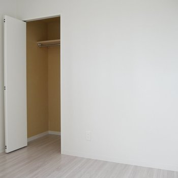 どの部屋にもあるっていうのが大事!