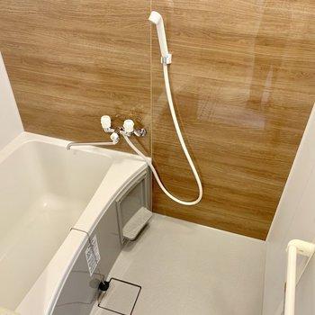 お風呂はシャワーの水圧もしっかり出てましたよ◎