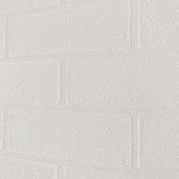 壁紙は白レンガ風で、とってもオシャレです♪