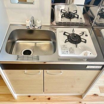 キッチンは別で作業スペース作った方が良さそう