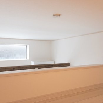 居心地の良いロフトでした※写真は1階の同間取り別部屋のものです