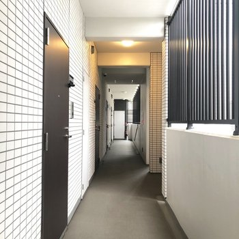 1Fの廊下がこちら。