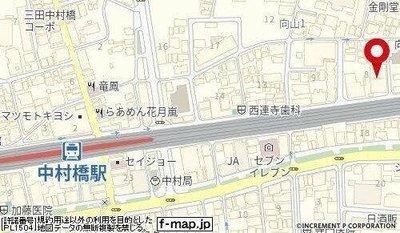 中村橋ダイカンプラザ の間取り