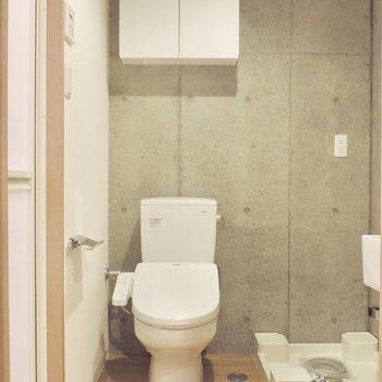 トイレさえもかっこいい