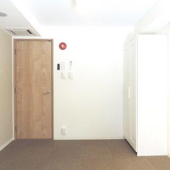 【防音室】木の扉がかわいい♪
