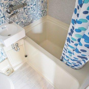 洗面台もデザイン性のあるものに!
