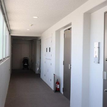 5階の共用部分