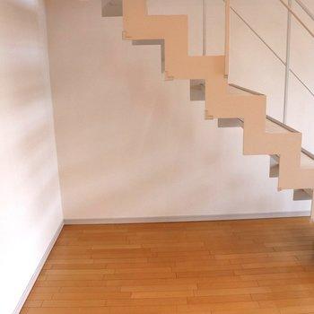 【下階】階下の使い方に一工夫を
