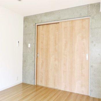 【洋室】まるで額縁のよう!※写真は3階同間取り別部屋のものです