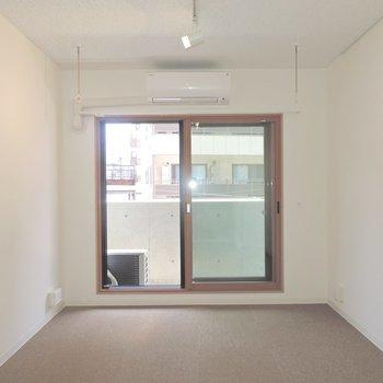 【防音室】風通しも◯です※写真は3階同間取り別部屋のものです