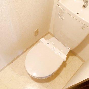 お風呂、トイレ別で、ゆったりと♪