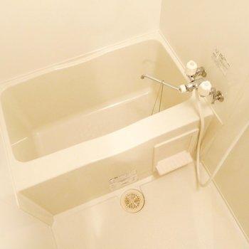 浴室は普通サイズ!